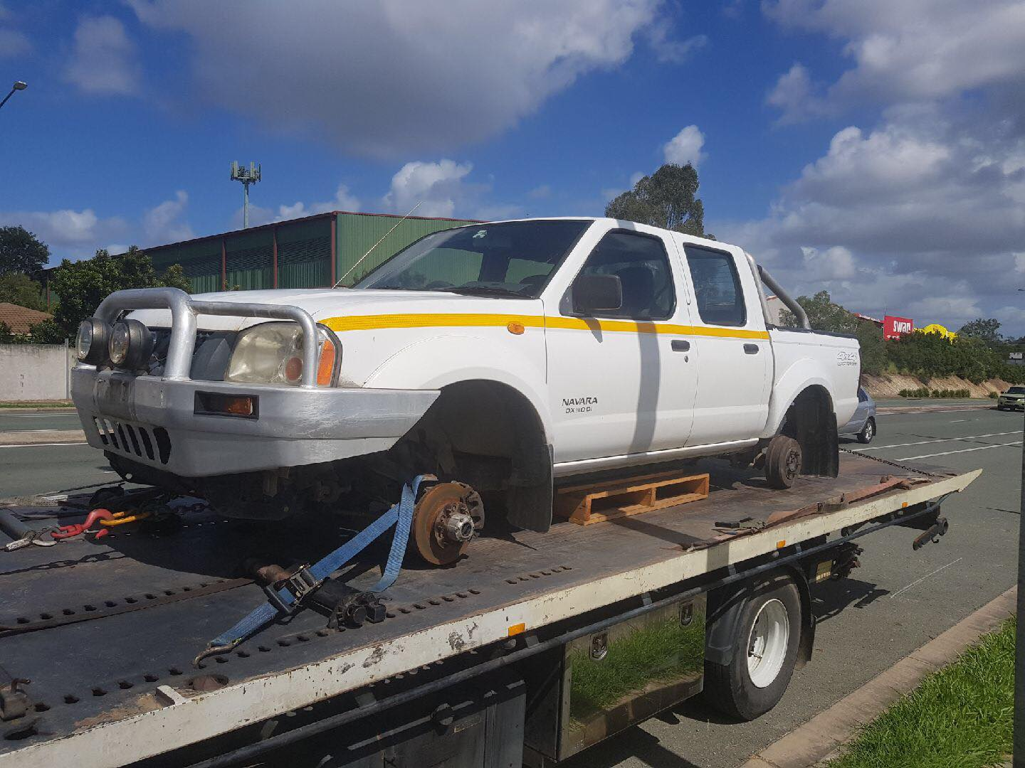 Unwanted car removals Toowoomba